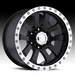 17 Inch Ram Eagle 063 Black Wheels