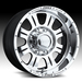 17 Inch Ram Eagle 1402 Super-Finished Wheels
