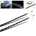 2 x 30mm SMD Cuttable SMD LED Strip Bar - 7000K White