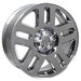 22 Inch Nitro 20 Style Chrome Wheels