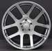 22 Inch SRT-AM Style Chrome Wheels