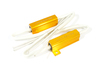 50W Resistors for HID and LED Error Problem Fix