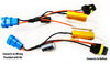 Dash Light Cancelling Plugs or Flickering CANBUS for HID Kits