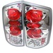Dodge Ram 02-05 Euro Tail Lights - Chrome