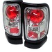 Dodge Ram 94-01 Euro Tail Lights - Chrome