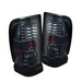 Dodge Ram 94-01 Led Tail Lights - Smoke