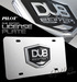 DUB Edition 3D Aluminum License Plate