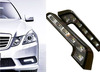 L Style Mercedes Type DRL Fog Lights