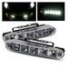 LED Daytime Driving Fog Lights - R8 Style
