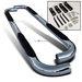 Ram 1500/2500/3500 2002-2008 Quad Cab Side Step Nerf Bar - Chrome