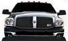 Ram 1500/2500/3500 2006-2008 RBP RX Series Mesh Sport Grille - Black