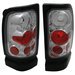 Ram 1994-2001 Chrome Housing Tail Lights