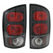 Ram 2002-2006 Carbon Fiber Style Tail Lights