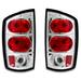 Ram 2002-2006 Tail Lights Chrome