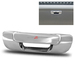 Ram 2002-2008 Tail Gate Handle Cover - Chrome
