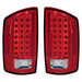 Ram 2007-2008 Altezza Euro LED Tail Lights Red