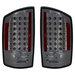 Ram 2007-2008 Altezza Euro LED Tail Lights Smoked