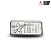 RBP Billet Emblem Chrome