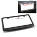 Real Carbon Fiber License Frame
