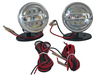 Round Day Driving LED Fog Lights