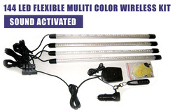 144 LED Wireless Kit