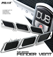6PC DUB Edition Side Fender Vent