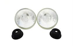 7 Inch Round Upgrade E-Mark Headlights