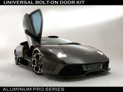 Aluminum Universal Lambo Door Kit