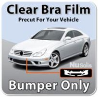 Bumper Clear Bra Protection