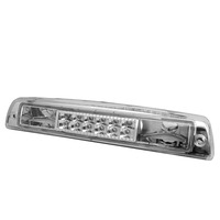 Dodge Ram 94-01 Led 3Rd Brake Lights - Chrome