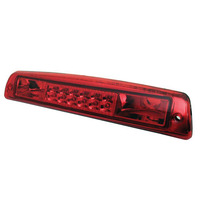 Dodge Ram 94-01 Led 3Rd Brake Lights - Red