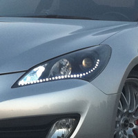 LED DRL Running Strips Audi R8 Type Lights