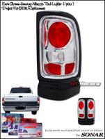 Ram 1994-2001 Altezza Tail Lights Chrome