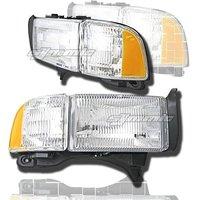 Ram 1994-2001 Headlights