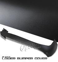 Ram 1994-2001 Lower Bumper Cover Gray