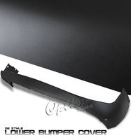 Ram 1994-2001 Lower Bumper Cover Gray