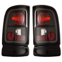 Ram 1994-2001 Tail Lights Black