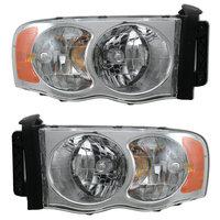 Ram 2002-2005 Headlights