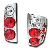 Ram 2002-2006 Euro Clear Altezza Style Tail Lights