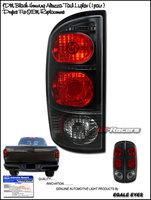 Ram 2002-2006 JDM Tail Lights Black