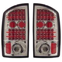 Ram 2002-2006 LED Tail Lights Chrome