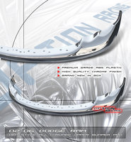 Ram 2002-2006 Upper Bumper Panel Chrome