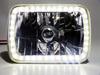 7x6 H6054 Non-Sealed Beam Halo Headlights