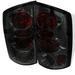 Dodge Ram 02-05 Euro Tail Lights - Smoke