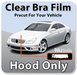 Hood Clear Bra Protection