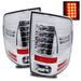 Ram 1500 2009-2010 LED Tail Lights - Chrome