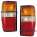Ram 1987-1993 OEM Style Tail Lights