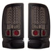 Ram 1994-2001 LED Tail Lights Altezza Style Smoked