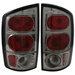 Ram 2002-2006 Smoked Cover Tail Lights
