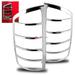 Ram 2002-2006 Tail Lights Bezel Cover - Chrome